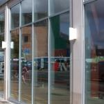 Shop curtain walling contractors